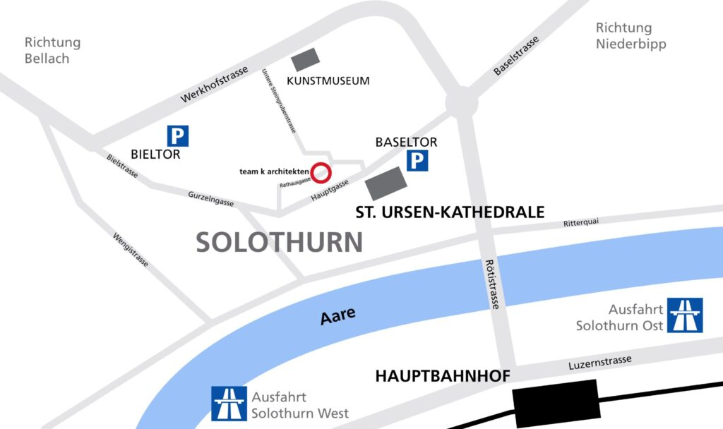 situation solothurn